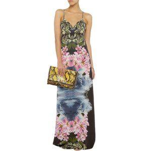 ✨Stella McCartney Hawaiian Print Silk Maxi Dress✨